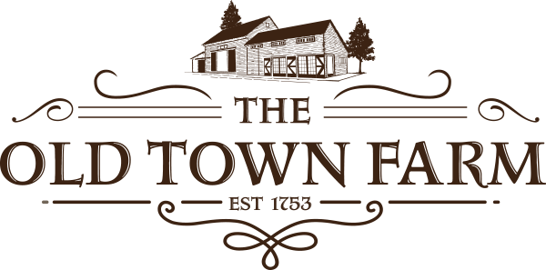 Old town logo historic venue for weddings and special events
